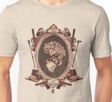 """serie ornate : """"sherlock"""" Unisex T-Shirt"""
