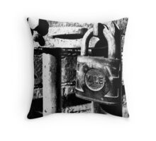 Leave it alone!  Throw Pillow