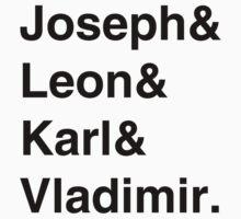 Joseph & Friends by SerLoras