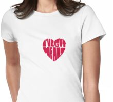 I've got Heart Womens Fitted T-Shirt