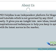 Explore Psdhelpline For Fresh Information  by psdhelpline