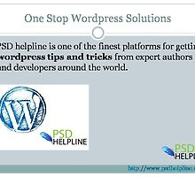 Best WordPress Tips & Tricks For Programmers by psdhelpline
