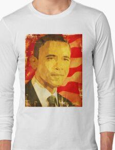 Da Man Long Sleeve T-Shirt