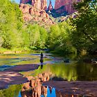 Red Rock Crossing by BGSPhoto