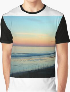 The Day Ends Graphic T-Shirt