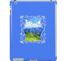 Alpine Bliss iPad Case/Skin