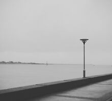 Newcastle's Foreshore by brookenash