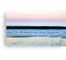 Layers In Color Canvas Print