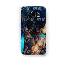 """Low"" } Sleeping With Sirens Samsung Galaxy Case/Skin"