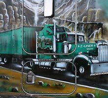 Truck Art by patjila