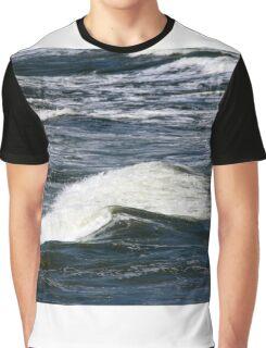 Ocean Waves Graphic T-Shirt