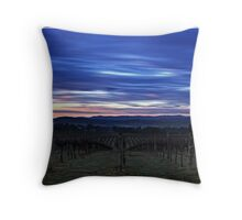 HDR Sunrise behind Holt/Canberra/ACT Throw Pillow