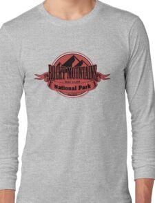 Rocky Mountains National Park, Colorado Long Sleeve T-Shirt