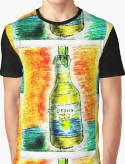 A beer on me... Graphic T-Shirt