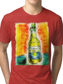 A beer on me... Tri-blend T-Shirt