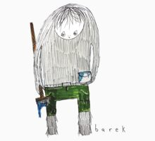 Barek Troll Painter by barekart