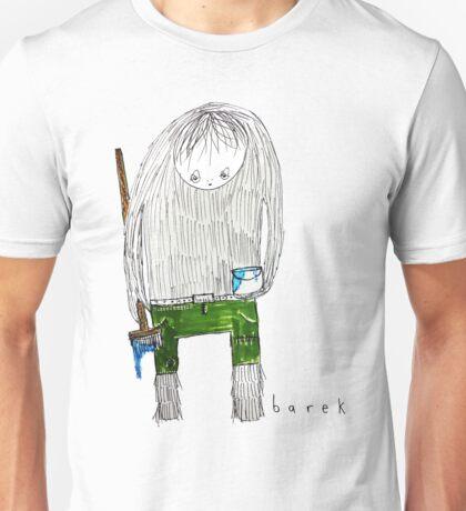 Barek Troll Painter Unisex T-Shirt