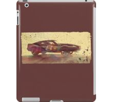 Vintage Look AMC Javelin Trans-Am Pony Car iPad Case/Skin