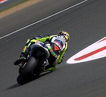 MOTO GP Silverstone 2013 - Rossi by Merlin72
