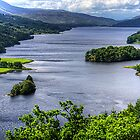 Loch Tummel by Tom Gomez