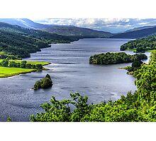 Loch Tummel Photographic Print