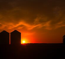 Prairie Sunrise 7311_13 by Ian McGregor