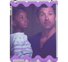 Derek and Zola iPad Case/Skin