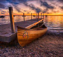 Twilight Canoe 0113_13 by Ian McGregor
