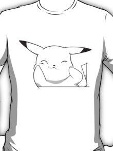 Pikachu Nom - Colors! T-Shirt