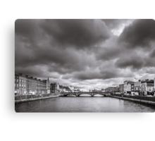 St Patrick's Bridge, Cork, Ireland Canvas Print