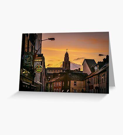 Shandon Bells from Afar Greeting Card