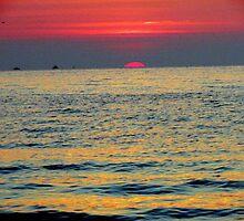 sunrise 104 by Karen Abraham