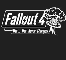 Fallout 4 War Never Changes. [White] by Altezza5688
