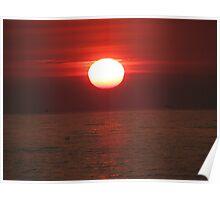 sunrise 110 Poster