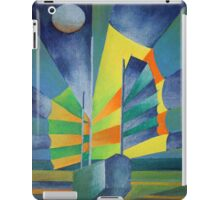 Junk By The Light Of The Silvery Moon iPad Case/Skin