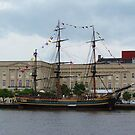 Pirates of the Caribbean Ship by Cynthia48