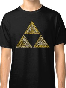 The Legend of Triforce Classic T-Shirt