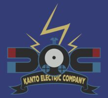 Kanto Electric Company [Pokémon] by Ruwah