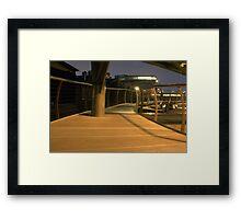 Bridge in Little Venice Framed Print