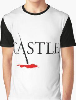 Castle's Pen Graphic T-Shirt