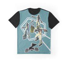 JSRF Noise Tanks Graphic Graphic T-Shirt