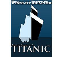Titanic Poster Photographic Print