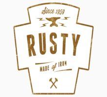 Rusty One Piece - Long Sleeve