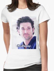 Derek McDreamy Womens Fitted T-Shirt