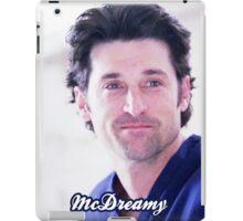 Derek McDreamy iPad Case/Skin
