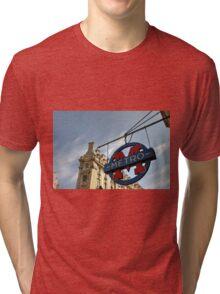 M for Metro  Tri-blend T-Shirt