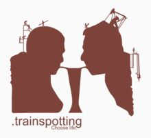 Trainspotting by monkeybrain