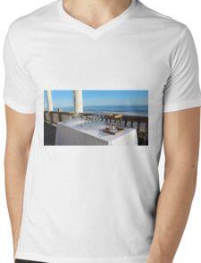 Special Event At The Beach Mens V-Neck T-Shirt