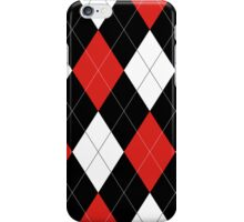 North Carolina State Argyle iPhone Case/Skin