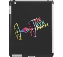 Tie Dye Fighter iPad Case/Skin